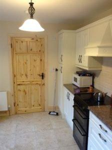 new kitchen refurbishment