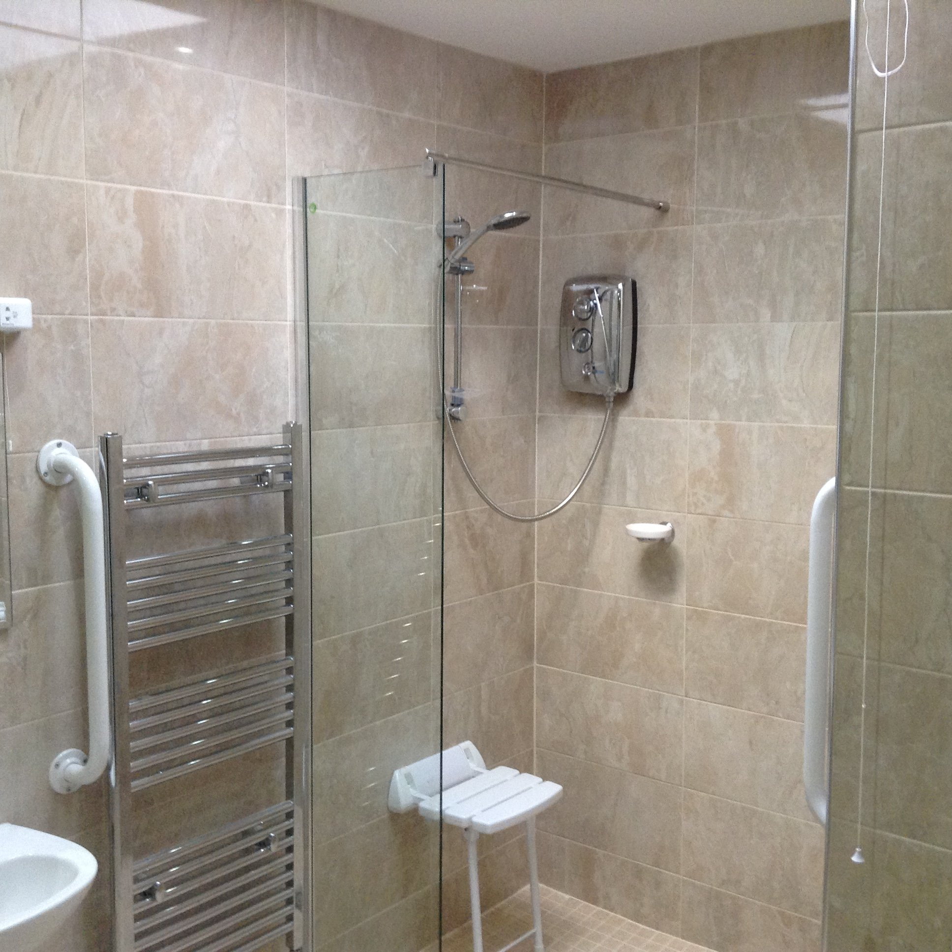 new disability wetroom