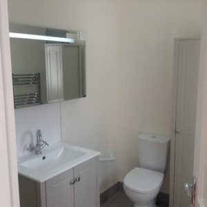 bathroom refurb and full fitout